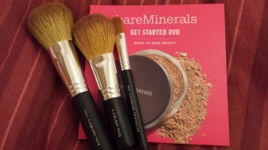 bareMinerals Gert started kit