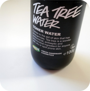 lush tea tree toning water - beauty- sm