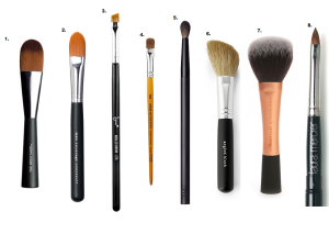 brushes essentials