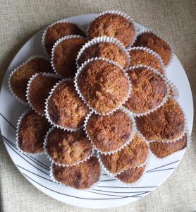 oat bran muffins