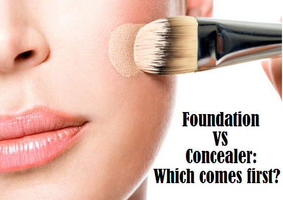 Foundation VS concealer: which comes first? | Enhance What's Yours