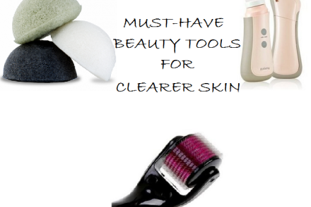 MUST-HAVE BEAUTY TOOLS