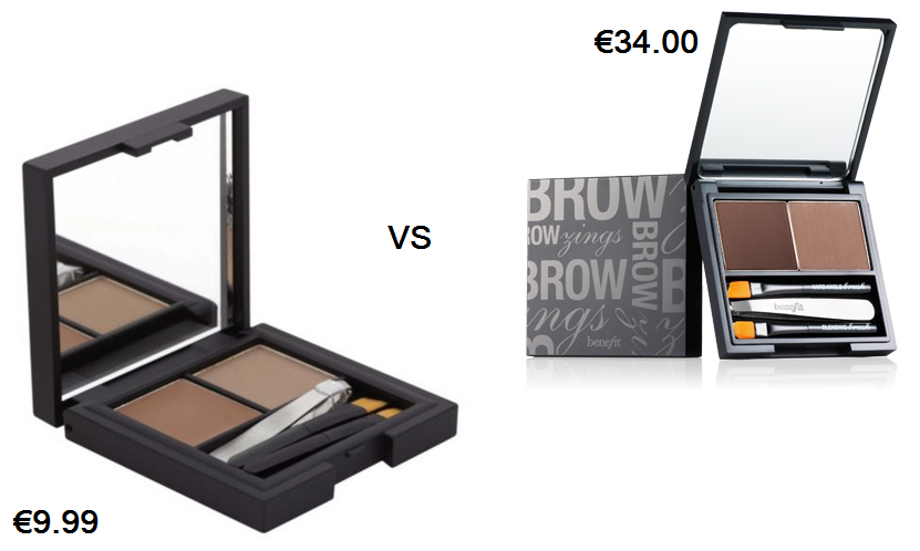 SLEEK BROW KIT BENEFIT BROWZING KIT
