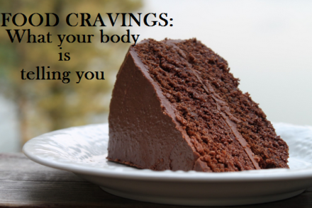 food cravings what your body is telling you