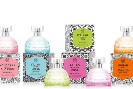 thebody shop newvoyage collection 2