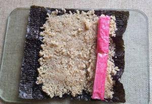 quinoa sushi  6