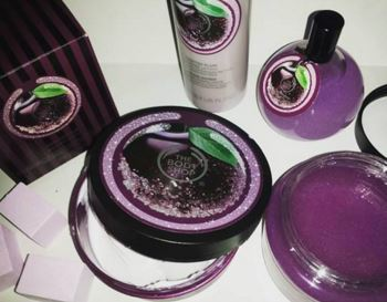 frosted plum range