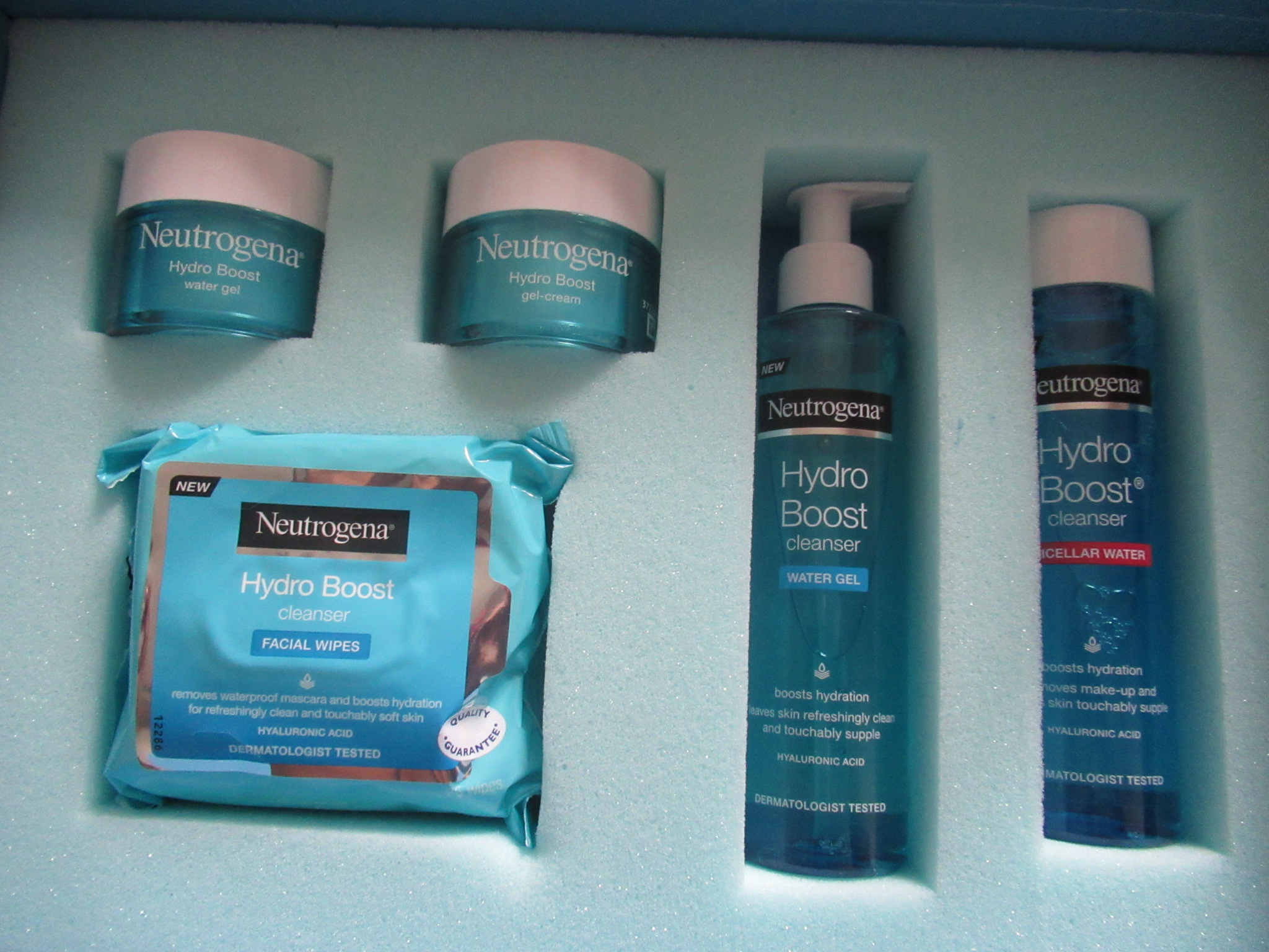Win!!! Over €50 worth of Neutrogena Skincare products