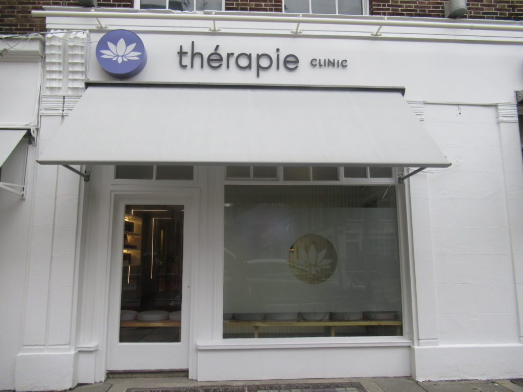 Therapie Skin Clinic Molesworth Street Dublin