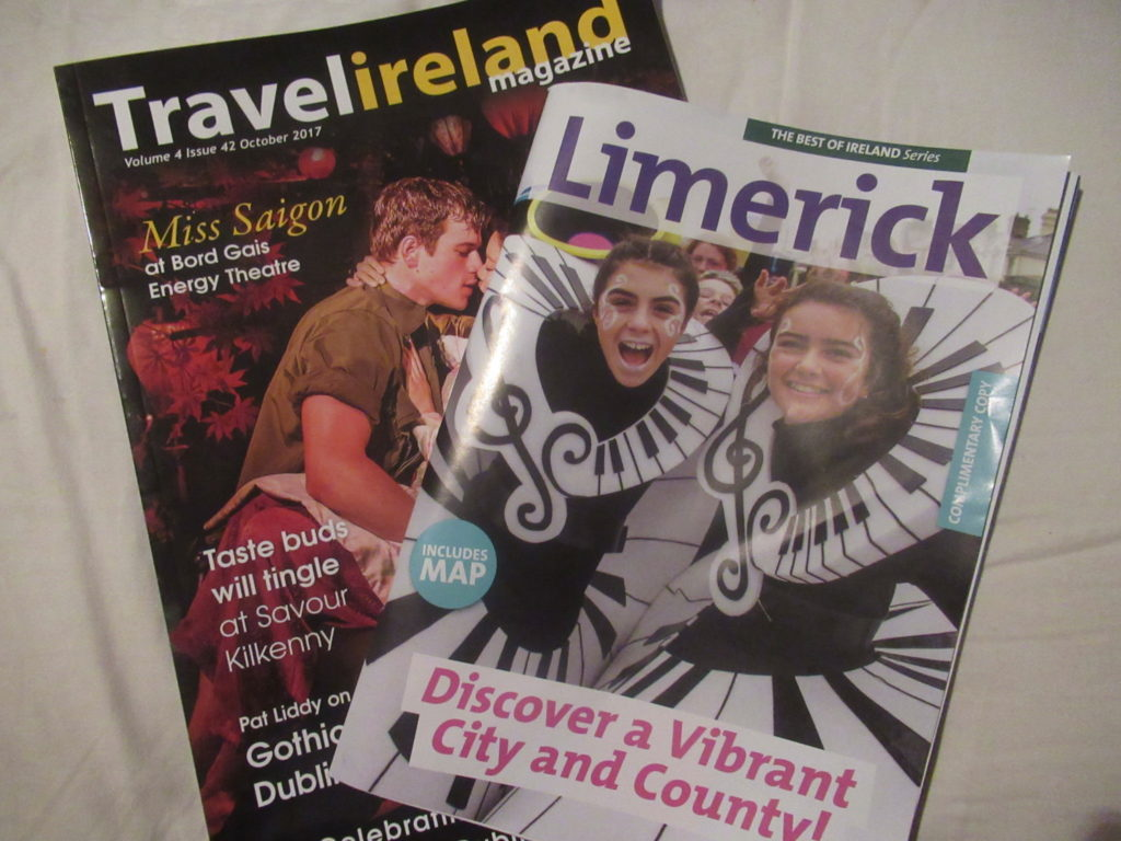 Travel Ireland Magazine Limerick