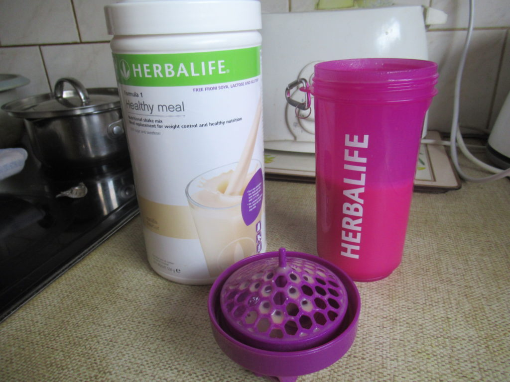 F1 Healthy Meal Nutritional Shake