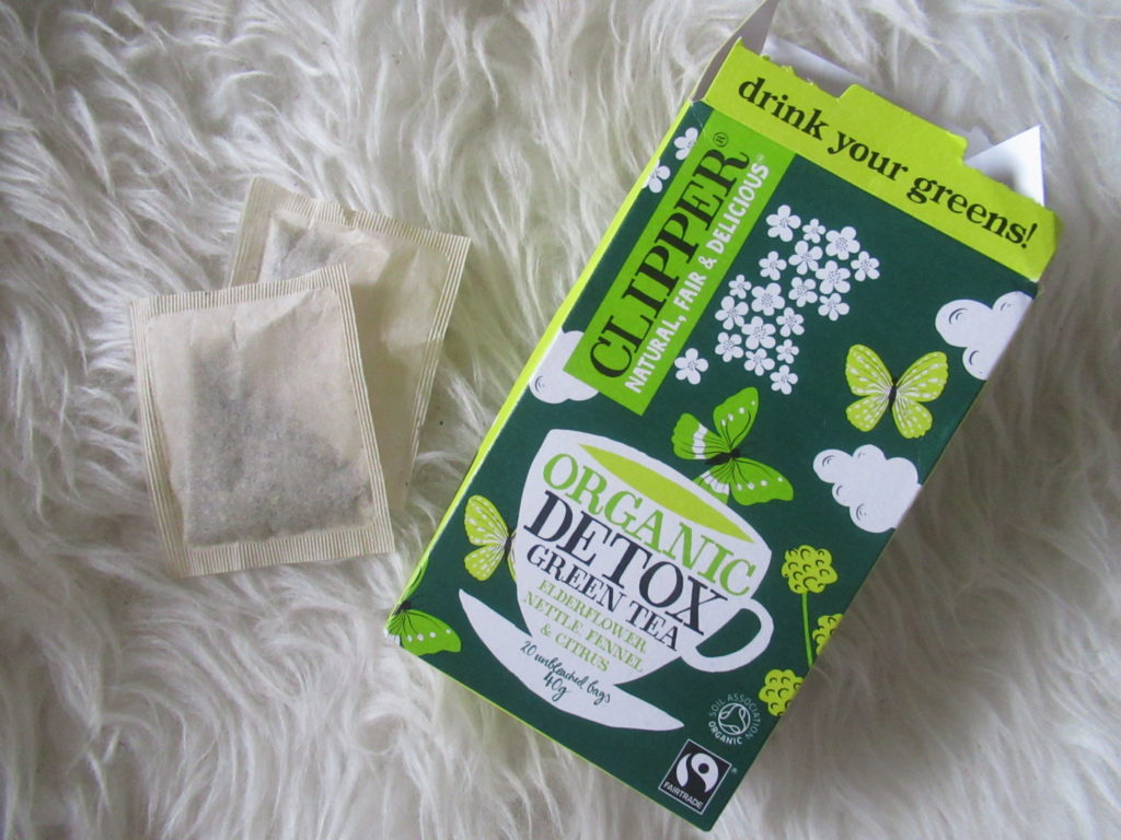 Clipper Teas Organic Detox Green Tea